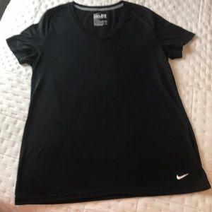 Nike DriFit shortsleeve shirt